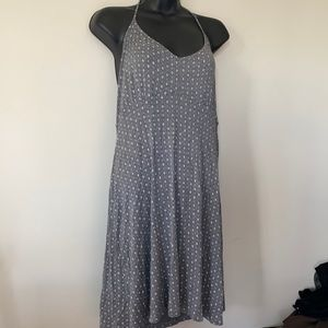 LVR GRY Summer Nightgown, L                AAA109